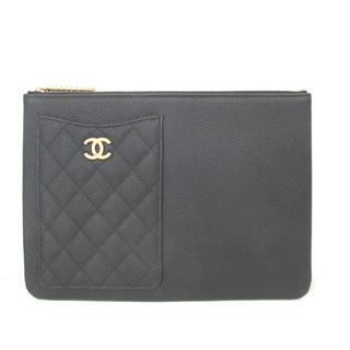 CHANEL〈シャネル〉Clutch Second bag
