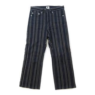 Dior〈クリスチャン・ディオール〉Striped pants trousers