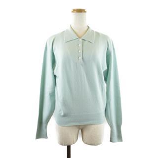 HERMES〈エルメス〉Knit shirt knitwear sweater