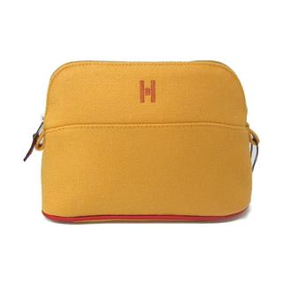 HERMES〈エルメス〉Bolide zipped pouch