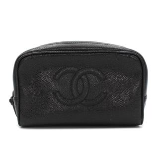 CHANEL〈シャネル〉Makeup pouch Cosmetic pouch