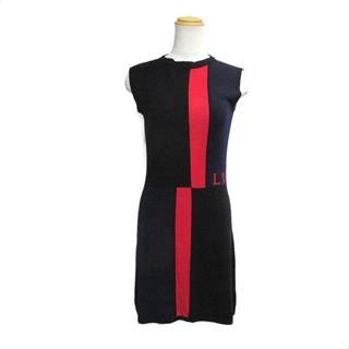 LOUIS VUITTON〈ルイヴィトン〉Sleeveless dress S size one piece