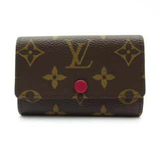 LOUIS VUITTON〈ルイヴィトン〉Multi-cle 6-key case holder