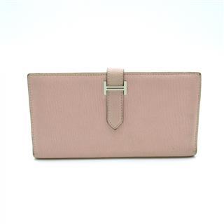 HERMES〈エルメス〉Bean tri-fold purse