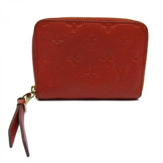 LOUIS VUITTON〈ルイ・ヴィトン〉Portefeiulle S Craie T Compact Round Compact Wallet