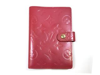 LOUIS VUITTON〈ルイヴィトン〉Agenda PM Notebook Cover