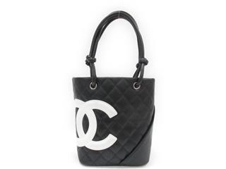 CHANEL 〈シャネル〉 Cambon Line Mini Tote Bag