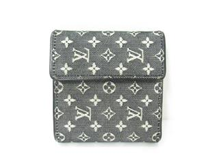 LOUIS VUITTON〈ルイヴィトン〉Three Fold Wallet