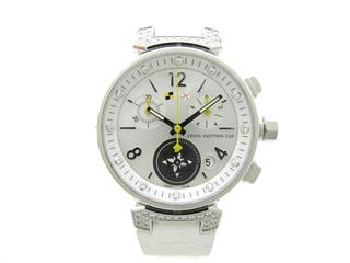 LOUIS VUITTON〈ルイヴィトン〉Tambour Chrono Lovely Cup Wrist Watch