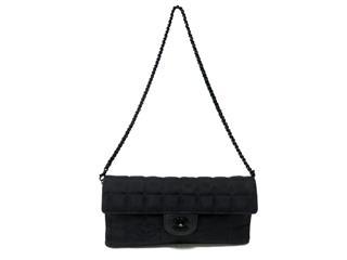 CHANEL〈シャネル〉New travel line chain shoulder Bag Party Bag