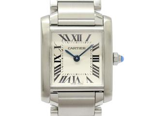 Cartier 〈カルティエ〉 Tank Francaise SM Watch
