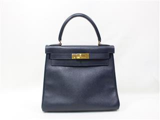 HERMES〈エルメス〉Kelly 28 (Inside Stitched ) Handbag