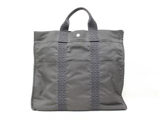 HERMES 〈エルメス〉 Her line tote MM tote bag