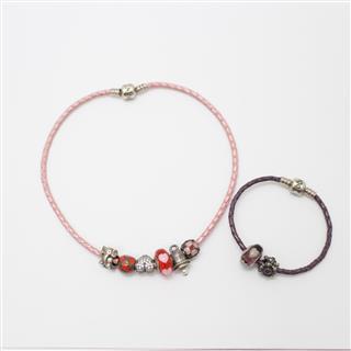 SELECTION〈セレクション〉PANDORA Choker Bracelet Set