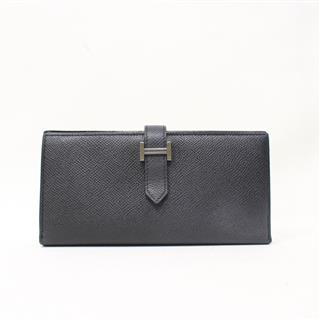 HERMES 〈エルメス〉 Bearn Biold Long Wallet Purse