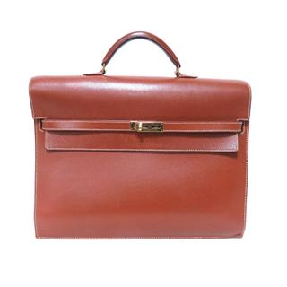 HERMES〈エルメス〉Kelly Depeche 38 Business hand bag Briefcase