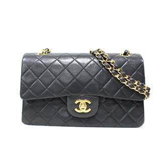 CHANEL〈シャネル〉Matelasse CC W flap chain shoulder bag