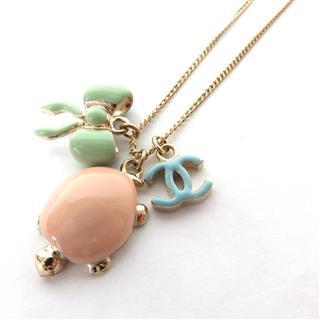 CHANEL〈シャネル〉necklace