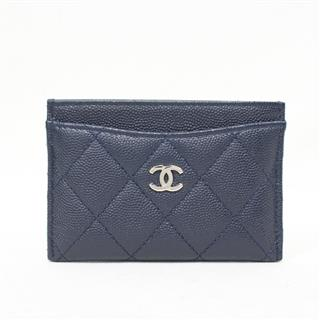 CHANEL 〈シャネル〉 Matelasse Card Case