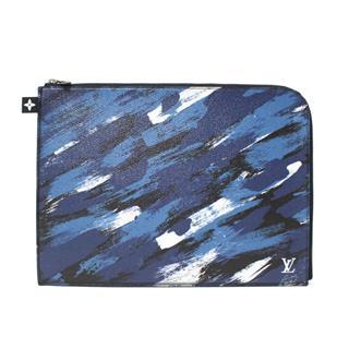 LOUIS VUITTON〈ルイヴィトン〉Pochette Jour GM clutch bag
