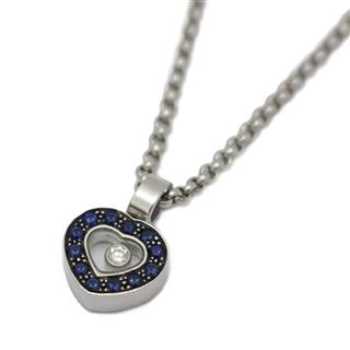 Chopard〈ショパール〉Happy heart necklace #16.53