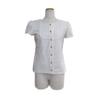 CHANEL 〈シャネル〉 Short sleeve cardigan