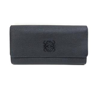 LOEWE 〈ロエベ〉 ZIP long wallet