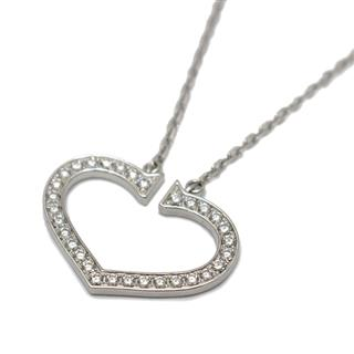Cartier〈カルティエ〉C Heart Diamond Necklace LM