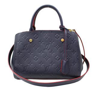 LOUIS VUITTON〈ルイヴィトン〉Montaigne BB 2way shoulder hand bag