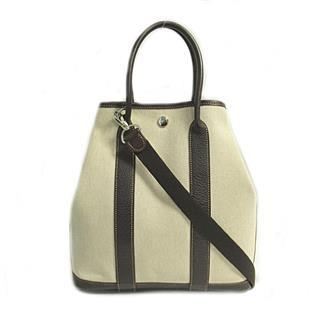 HERMES〈エルメス〉Garden File PM 2way Tote shoulder Bag