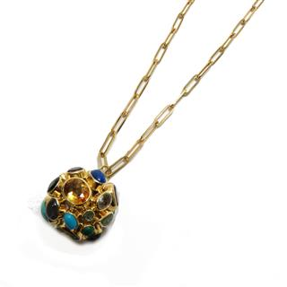 JEWELRY 〈ジュエリー〉 Multicolor necklace