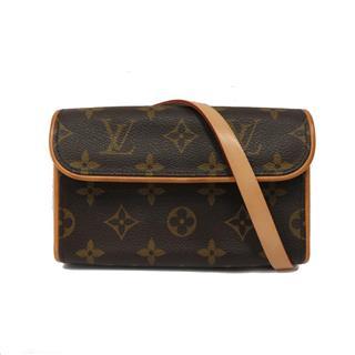 LOUIS VUITTON〈ルイヴィトン〉PPochette Florentine Waist Hip bag pouch