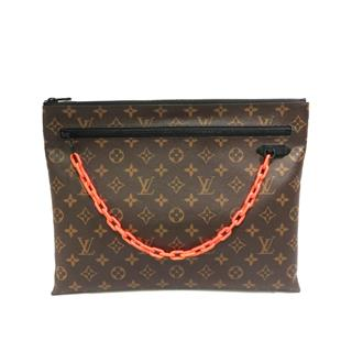 LOUIS VUITTON 〈ルイヴィトン〉 Pochette A4 clutch bag