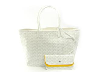 GOYARD 〈ゴヤール〉 Saint Louis PM Tote Shoulder bag