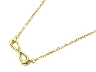 TIFFANY&CO 〈ティファニー〉 Bow necklace Necklace