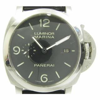 PANERAI 〈パネライ〉 Luminor Marina back skeleton watch