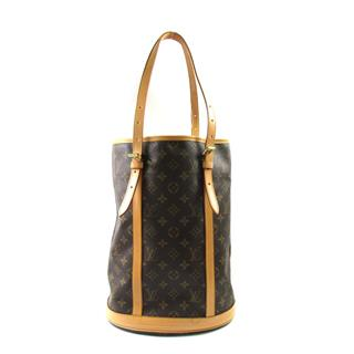LOUIS VUITTON 〈ルイヴィトン〉 Bucket 27 GM shoulder tote bag