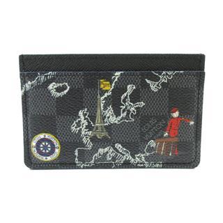 LOUIS VUITTON〈ルイヴィトン〉Porte Cartes Simple card case
