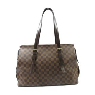 LOUIS VUITTON 〈ルイヴィトン〉 Chelsea Shoulder Tote Bag