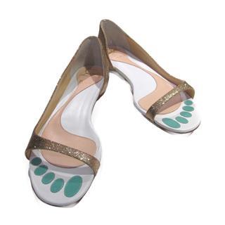 Christian louboutin〈クリスチャン・ルブタン〉Sandals flats shoes #35