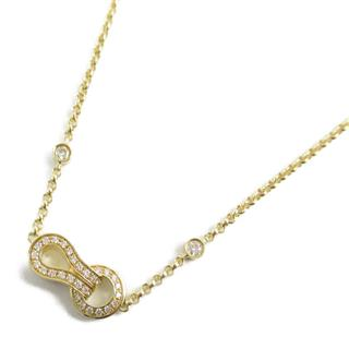 Cartier〈カルティエ〉Agrafe diamond necklace