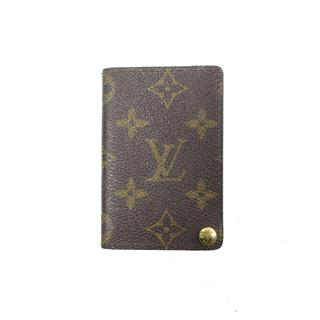 LOUIS VUITTON 〈ルイヴィトン〉 Porte cartes pression Card Case