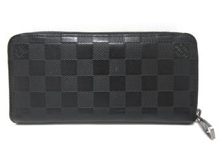 LOUIS VUITTON 〈ルイヴィトン〉 Zippy Long Wallet Vertical