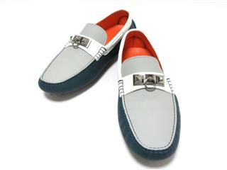 HERMES 〈エルメス〉 Driving shoes