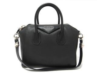 GIVENCHY 〈ジバンシー〉 Anti Gona Small 2Way Handbag