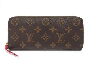 LOUIS VUITTON〈ルイヴィトン〉Portefeuille Clemence Wallet
