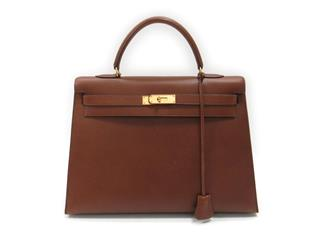 HERMES 〈エルメス〉 Kelly 35 2way Handbag Outer Stitch