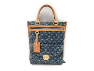 LOUIS VUITTON〈ルイヴィトン〉Flat shopper handbag