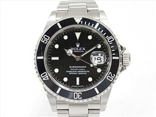 ROLEX 〈ロレックス〉 Submariner Date Watch