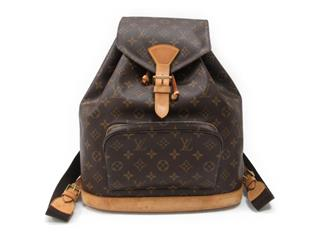 LOUIS VUITTON 〈ルイヴィトン〉 Montsouris GM Rucksack Backpack